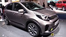 2018 kia picanto x line exterior and interior walkaround