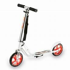 Hudora Scooter Big Wheel 205 - scooter hudora big wheel 205 orange mytoys de ansehen