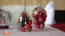 Tischdeko Zu Weihnachten G 252 Nstig Selbst Basteln