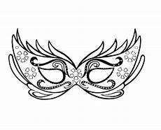 Ausmalbilder Karneval Masken 50 Faschingsbilder Zum Ausmalen F 252 R Kinder Kostenlos