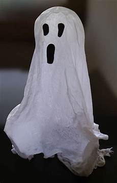 Cheesecloth Ghost Craft Ideas Jumpstart