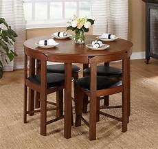 Furniture Kitchen Set Modern 5pc Dining Table Set Kitchen Dinette Chairs
