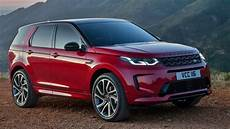 landrover discovery sport land rover discovery sport 2020 luxury family suv