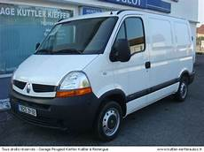 Renault Master 2 5 2007 Technical Specifications