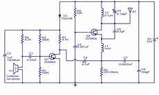 Fm Transmitter Circuit Diagram Schematic by Wiring Schematic Diagram 200m Fm Transmitter Simple Circuit