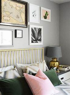 Bedroom Ideas Green And Gold by Fashion For The Home Blush And Emerald Master Bedroom