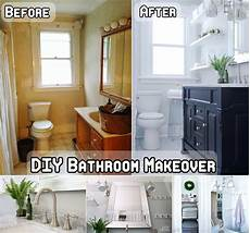 diy bathroom makeover diy craft projects