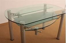 esszimmertisch rund glastisch ausziehbar 209 ebay