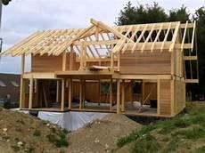 construction de maison en une maison vision bois construction
