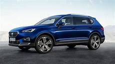 2019 Seat Tarraco Debuts With Seven Seat Option Diesel