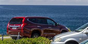 2016 Mitsubishi Pajero Sport GLS Review  Photos CarAdvice