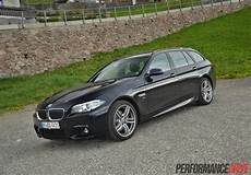 2014 Bmw 520d Touring M Sport Review