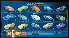 Mattel Disney Pixar Cars Finder 2007 To 2015