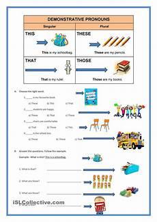 demonstrative pronouns pronoun worksheets demonstrative pronouns grammar worksheets