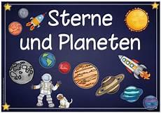 Malvorlagen Planeten Und Sterne Ideenreise Themenplakat Quot Sterne Und Planeten Quot Child