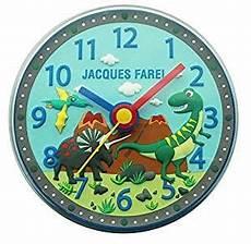 lautlose wanduhr f 252 r kleine dino fans dinosaurier