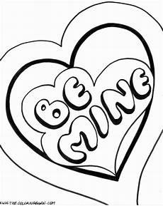 Malvorlagen Webtoon Valentine 039 S Tag Herzen Valentinesday