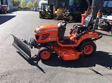 Occasion Kubota Tracteur Bx 2350 Dv Avec Tondeuse Ventrale
