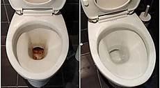 l astuce pour d 233 tartrer le fond de la cuvette des wc sans