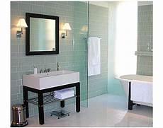 Glass Tile Bathrooms