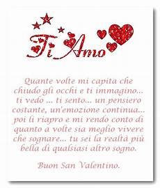lettere san valentino per lui poesie d per lui galleria di immagini