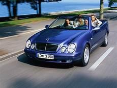 Mercedes Clk Cabrio A208 Specs Photos 1998