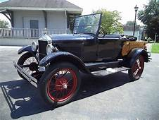 1926 Ford Model T Roadster Pick Up/Rumble Seat