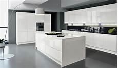 cuisine blanche laquée cuisine design blanche beautiful cuisine blanc laque avec