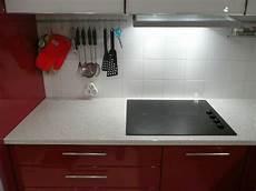 plan de cuisine en quartz blanc paillet 233 171 brillante