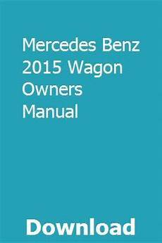 auto repair manual free download 2002 mercedes benz sl class parental controls mercedes benz 2015 wagon owners manual repair manuals mercedes benz mercedes benz sedan