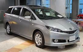 Toyota Wish  Wikipedia
