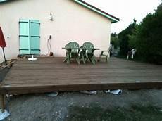 comment faire terrasse pas chere terrasse pas cher forum veranda styledevie fr