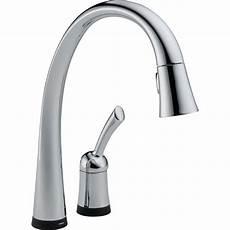 delta faucet 980t dst pilar polished chrome pullout spray