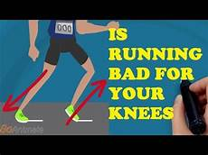 is running bad for your knees why running form important