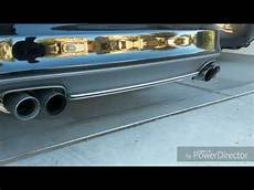 2014 audi s4 armytrix exhaust cold start revs youtube