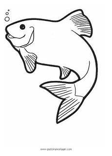 verschiedene fische 65 gratis malvorlage in fische tiere