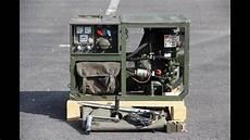 1 9kw diesel hatz bundeswehr generator notstrom