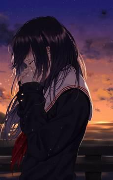 Paling Keren 24 Gambar Anime Sedih Keren