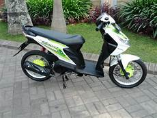 Modifikasi Beat 2010 by Modifikasi Motor Honda Beat Thailand Look Modifikasi Jakarta