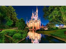 Disneyland Cinderella Castle HD Wallpaper   WallpaperFX