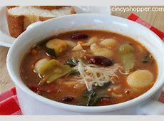 copycat olive garden minestrone soup by todd wilbur image