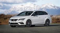 seat cupra review awd 296bhp estate driven 2017