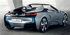bmw i8 concept spyder the bmw i8 spyder is finally on its way
