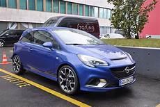 Opel Corsa E Opc - der neue opel corsa e opc die ersten fotos aus genf