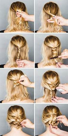 Easy Hairstyles In 5 Minutes 35 easy hairstyles to do in just 5 minutes or less