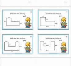 umfang berechnen kartei spielend leicht lernen