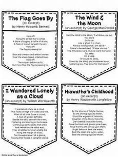 printable poetry worksheets for middle school 25329 poem in your pocket day free printable poetry for poems for middle school poems