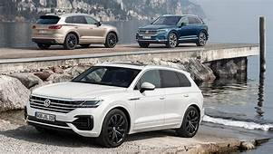 VW Touareg 2019 What We Know So Far  Car News CarsGuide