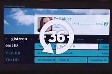 voir en replay la fonction tv replay de belgacom accueille les cha 238 nes de