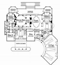 gothic revival house plans dramatic gothic revival manor 12204jl architectural
